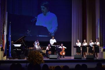 Nastop na državni proslavi ob podelitvi nagrad šolnikom