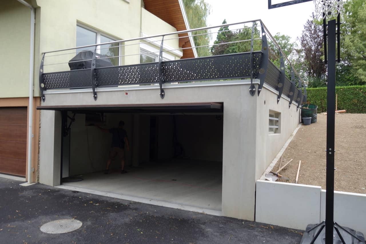 Garage Mit Terrasse Apartment Au Calme Garage Terrasse Sud 1