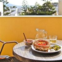 Thanksgiving in Santorini