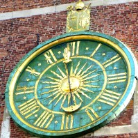 Krakow Clock 2