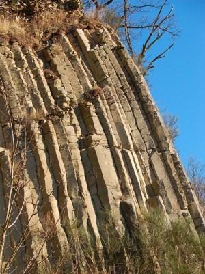 Columnar Jointing