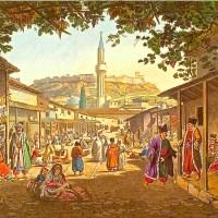 Skopje's Old Bazaar: Walk Across the River into Turkey