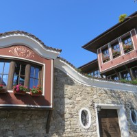 Upside-Down Wedding Cakes and Gossip Rooms: Bulgarian Revival Houses