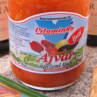 Ajvar: A Little Summer Sunshine in a Winter Pantry