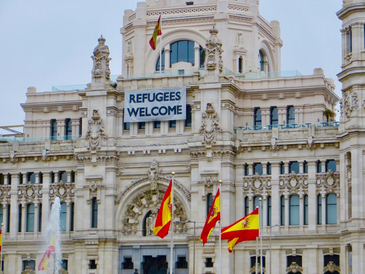 Refugees Uncommon Phrase Gallivance
