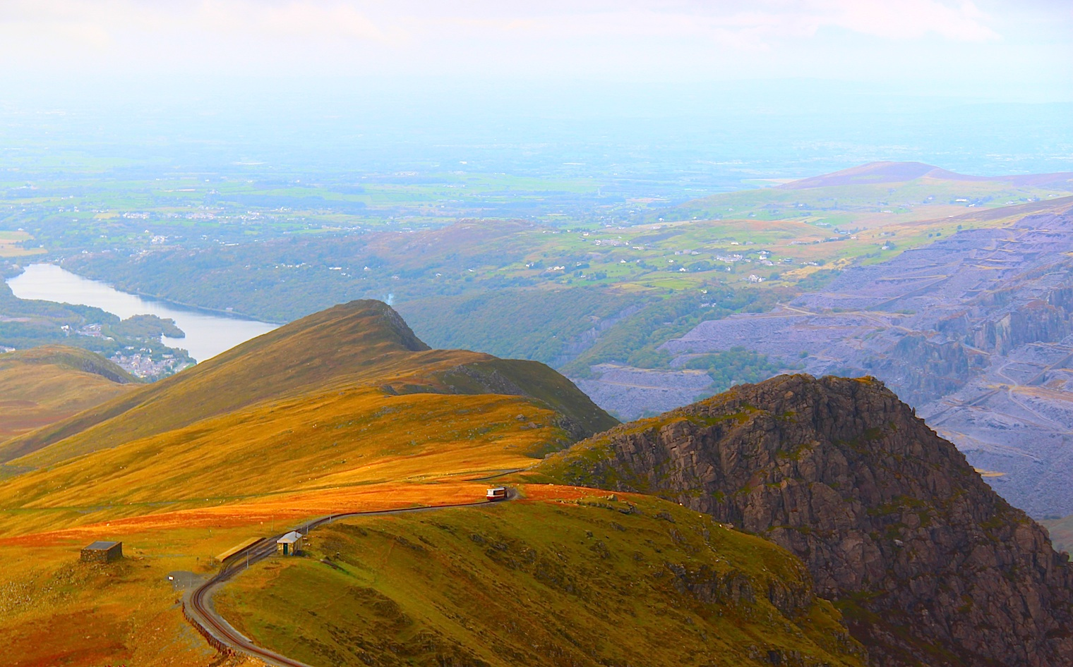 Climbing Mount Snowdon: The Llanberis Path – Gallivant Girl