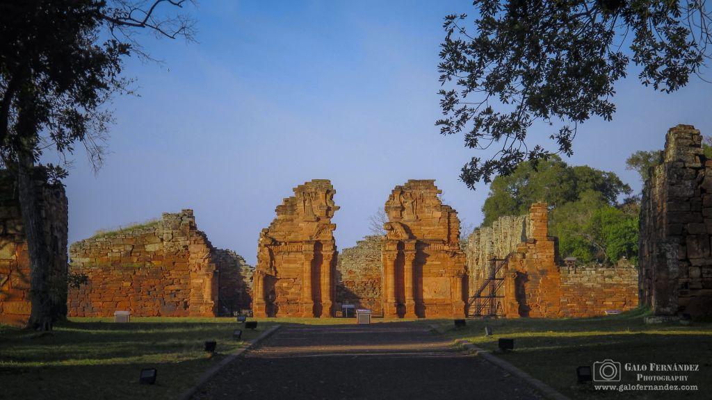Ruinas Jesuíticas de San Ignacio Mini, San Ignacio - MS