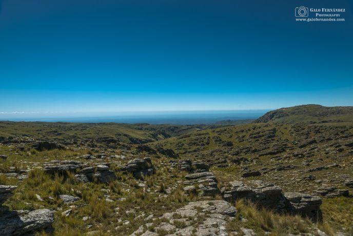 Sierras de Comechingones - San Juan (SJ) - Distancia de Enfoque