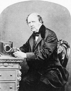 William Henry Fox Talbot, por John Moffat de Edinburgh, Mayo de 1864