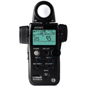 Fotómetro Sekonic L758DR