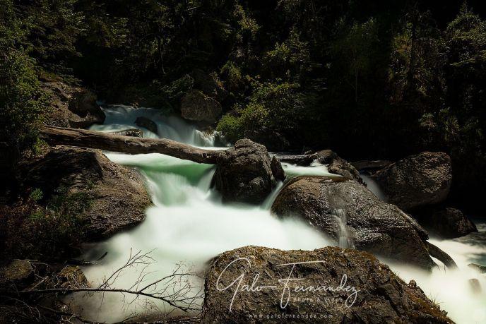 Cascada del Arroyo Grande, San Martín de los Andes - NQ