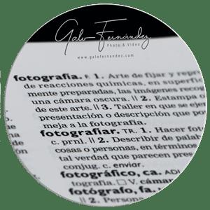 Diccionario de Fotografía & Video