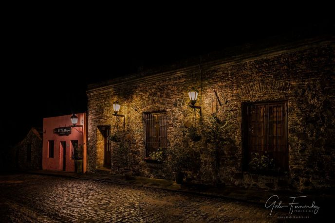 Barrio Histórico, Colonia del Sacramento - UY
