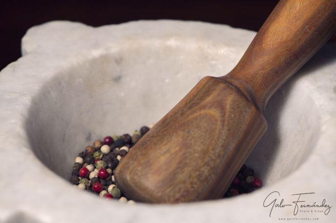 Mix de Pimienta en grano multicolor.