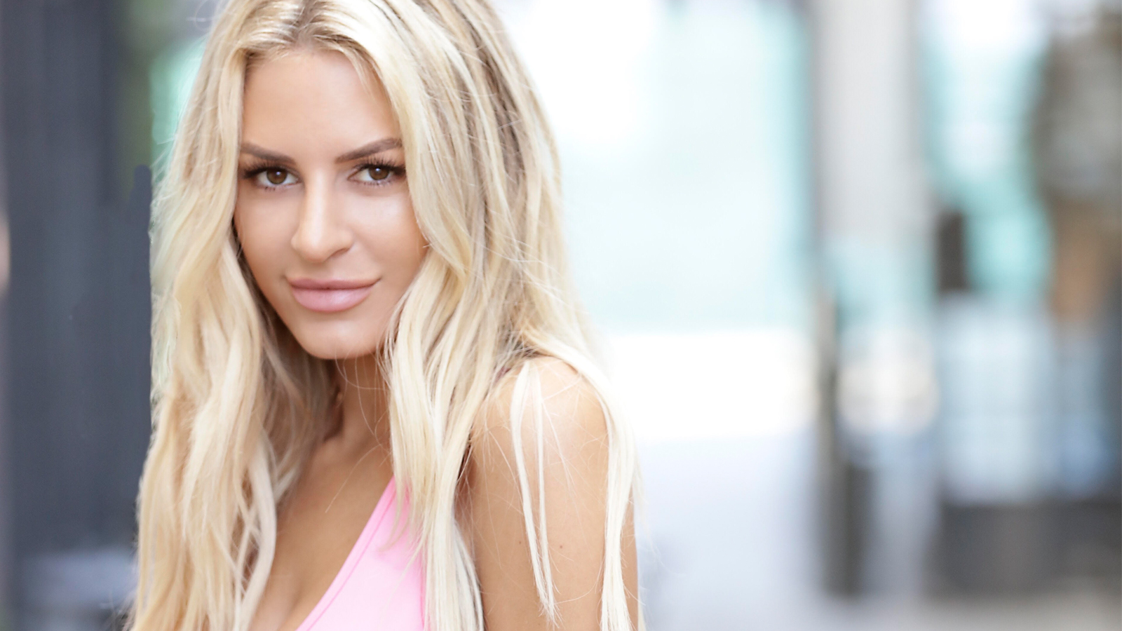 Morgan Stewart Is Designing Athleisure Youll Want To Wear