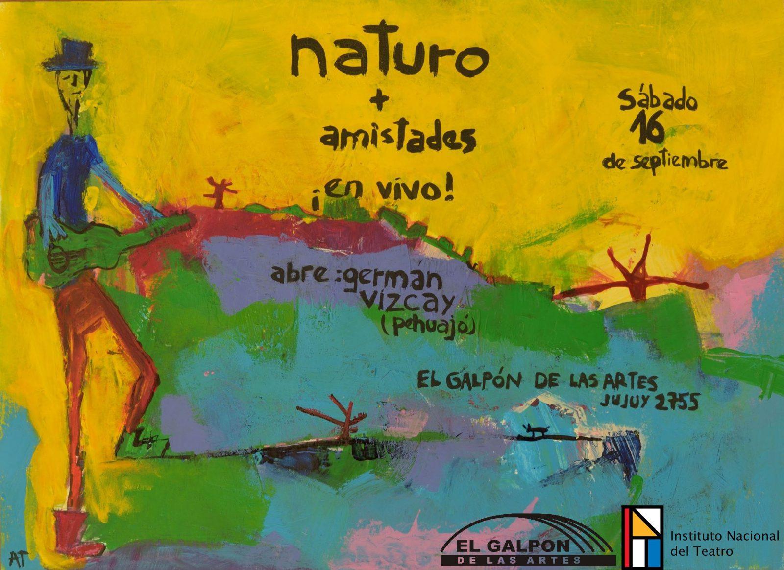naturo + Germán Vizcay