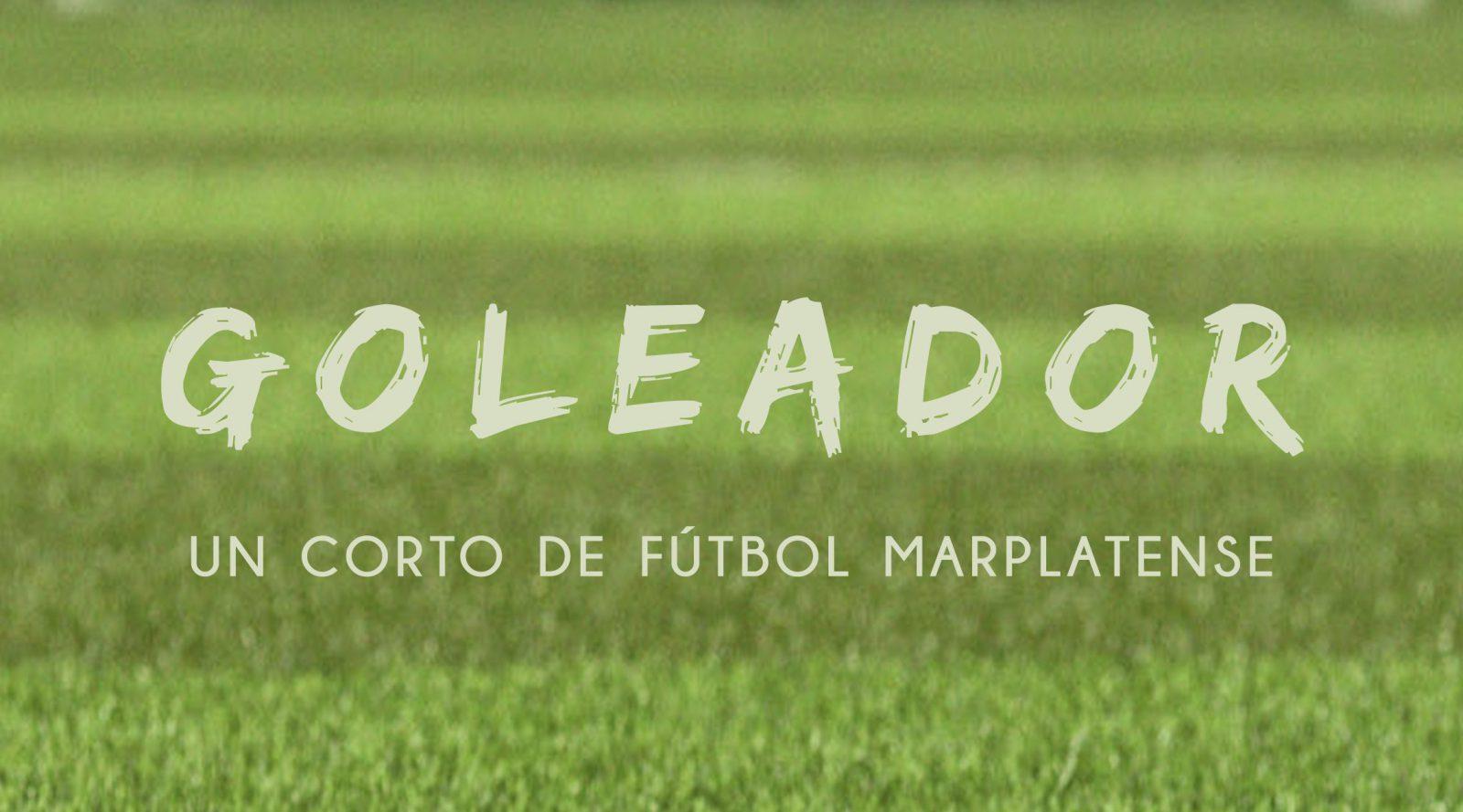 Goleador, cortometraje de Juan Boldini