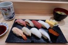 Sushi near Ryogoku