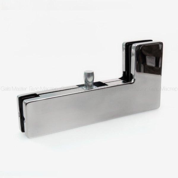 Верхний фитинг для неподвижных верхней и боковой панелей