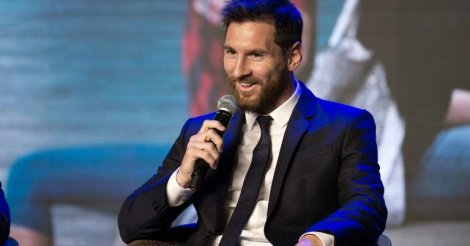 Chine: Messi lancera un parc d'attractions à son nom en 2019