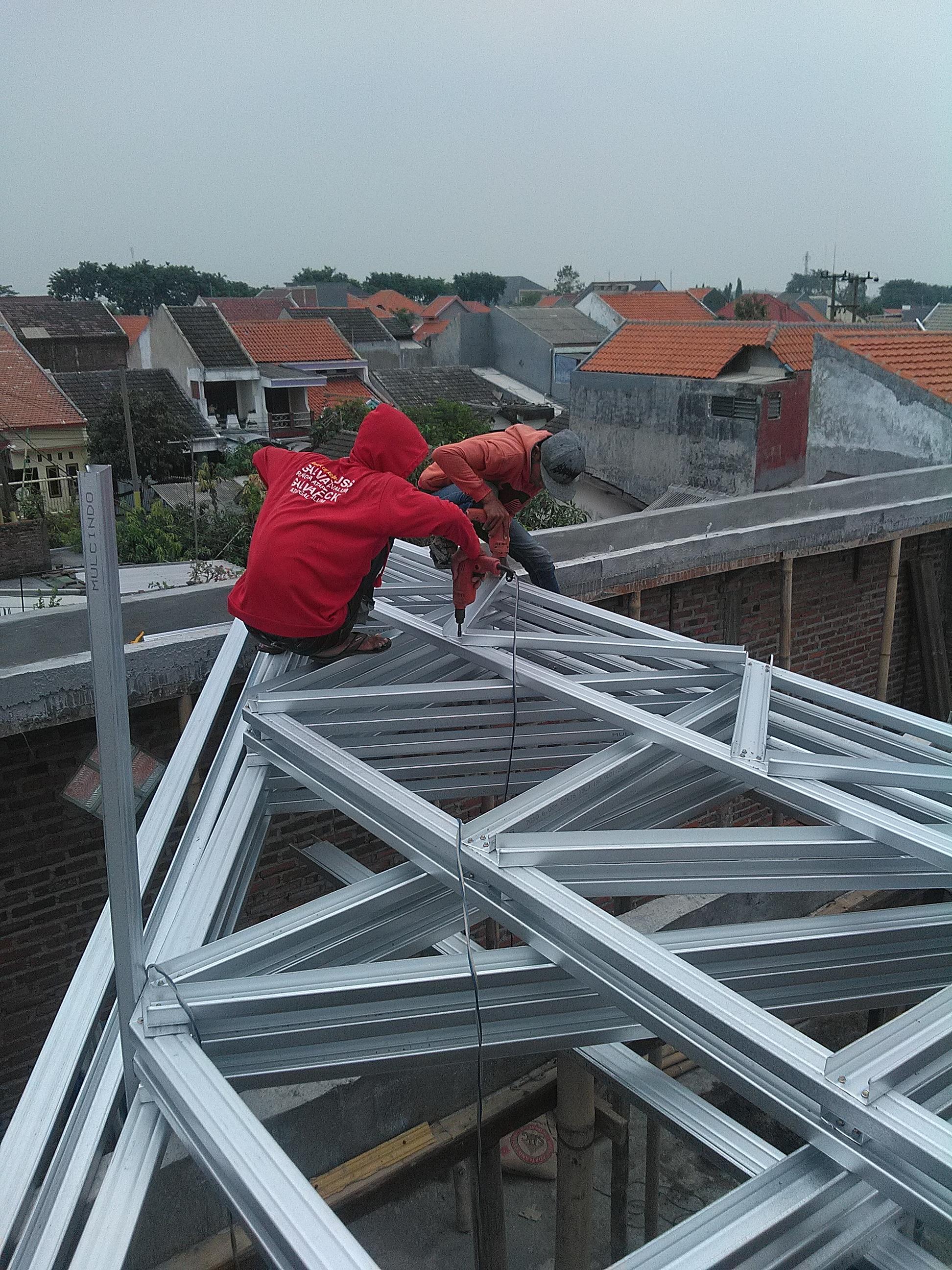harga kanopi baja ringan di malang atap – galvalum mojokerto