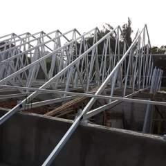 Baja Ringan Kotak Mengenal Rangka Atap Toko Galvalum Plafon Kurnia