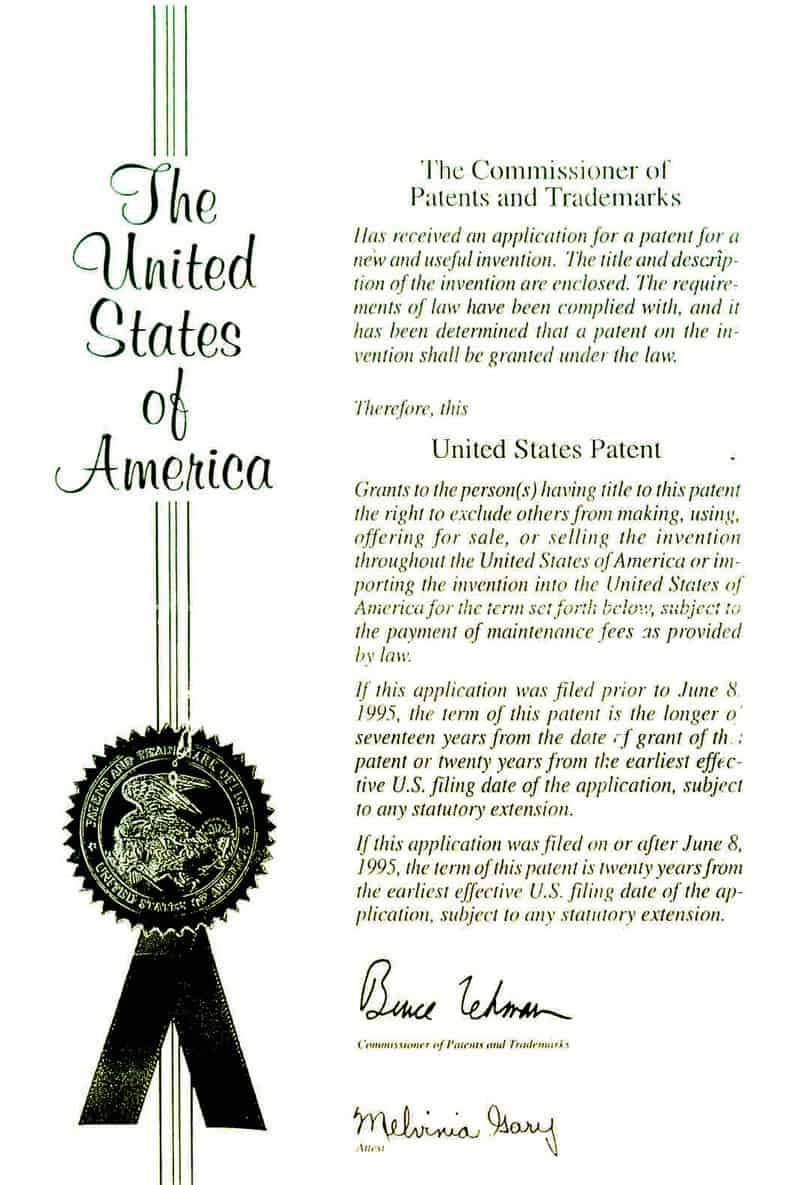 Patents Explained Understanding Parts of a Patent  Tom