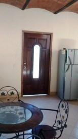 Casita Estrella Door