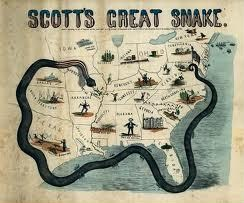 Singing Freedom's Song – Texas, the Irish and the War for Southern Independence – Part IV – The Anaconda Plan (2/6)