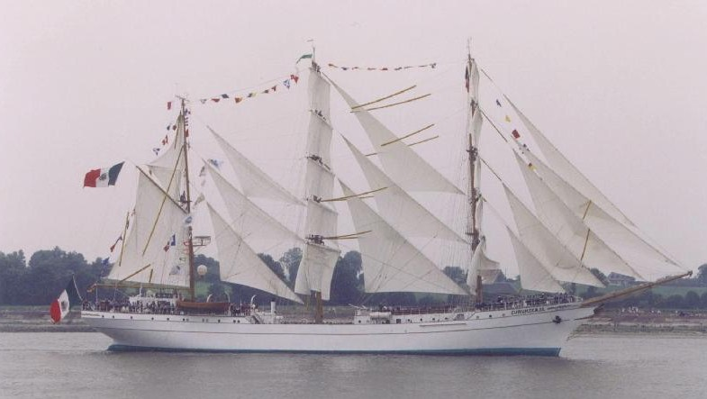 When the legend becomes fact print the legend – Part IV – the schooner ANNA YOUNG (6/6)
