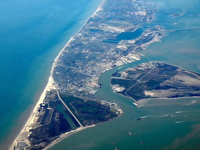 Galveston Aerial