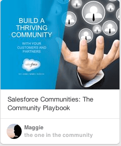 How to build a thriving Salesforce Community