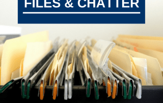 Salesforce Files and Chatter