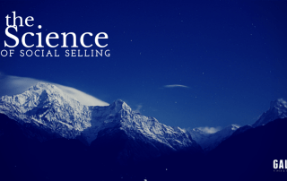 The Science of Social Selling