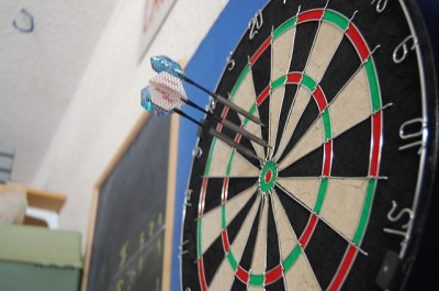 Hitting the target is necessary to maximize time and budget.