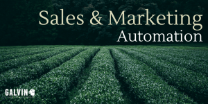 Sales & Marketing Automation