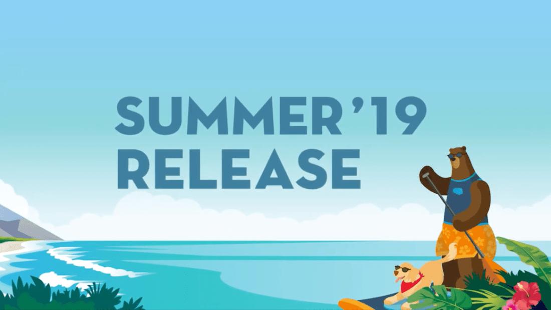 Salesforce Summer 19
