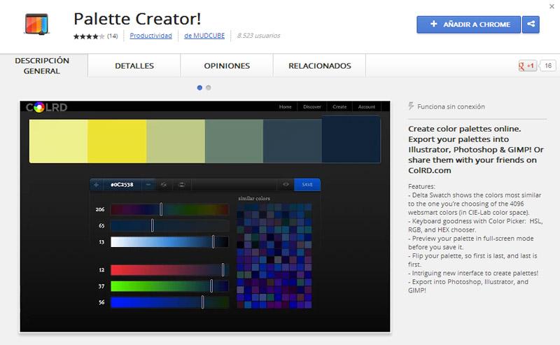 Palette Creator