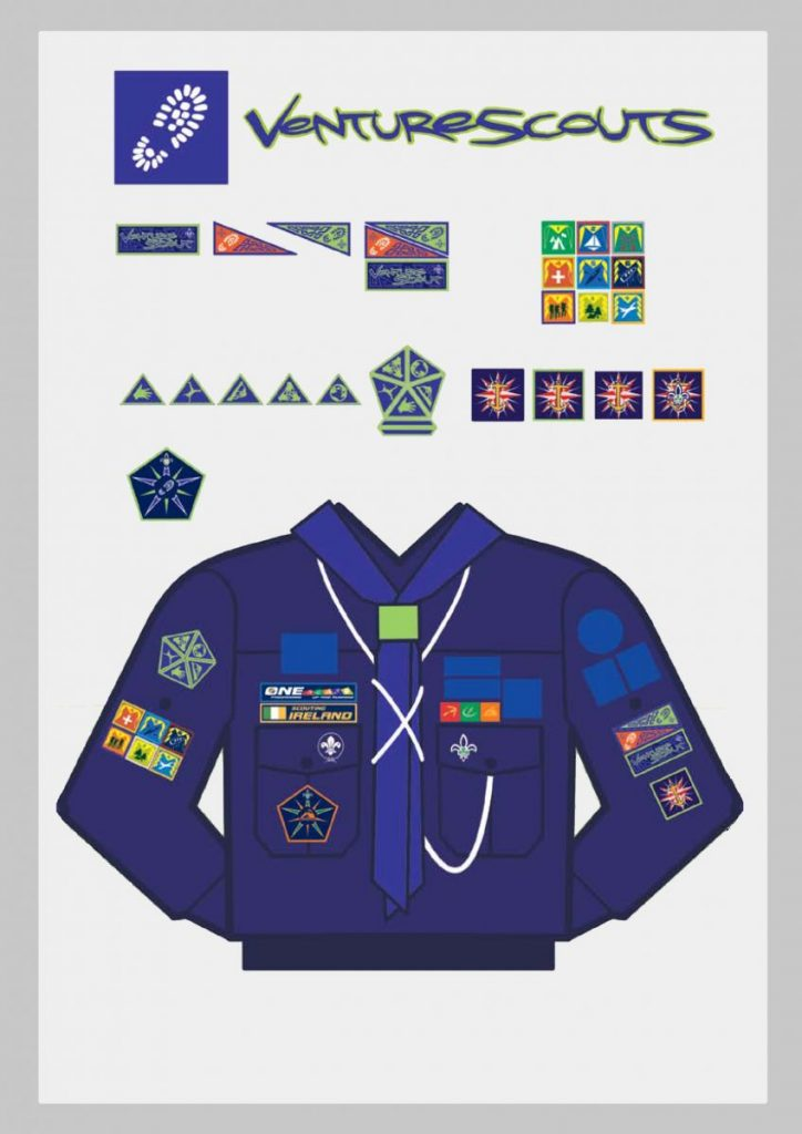 Uniform Port Of Galway Sea Scouts