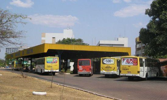 Quatro cidades do DF ganharão novos terminais de ônibus