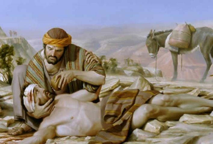 O Bom Samaritano