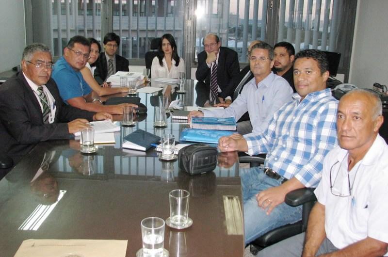 Wasny vai a Procuradoria em defesa da regularização do Setor Ponte Alta do Gama