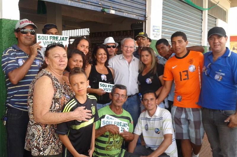 Todos os holofotes se viram para Jofran Frejat que herda espólio de votos do Arruda e Roriz