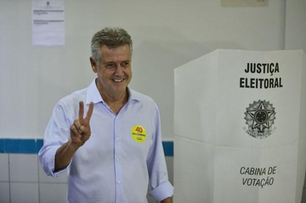 Rodrigo Rollemberg é eleito governador do Distrito Federal com mais de 55% dos votos