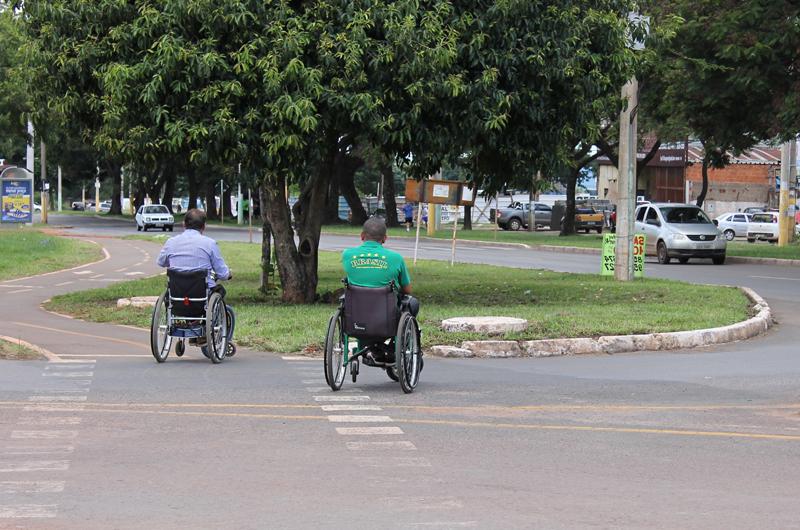 Gama terá que readequar seus espaços para acessibilidade de deficientes