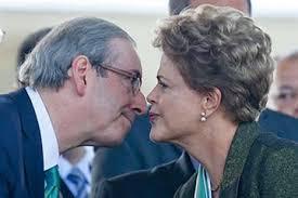 Eduardo Cunha x Dilma Rousseff : O amor é lindo