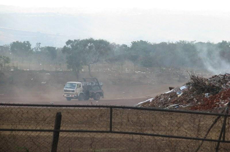 Gama: Uma ilha cercada de lixo