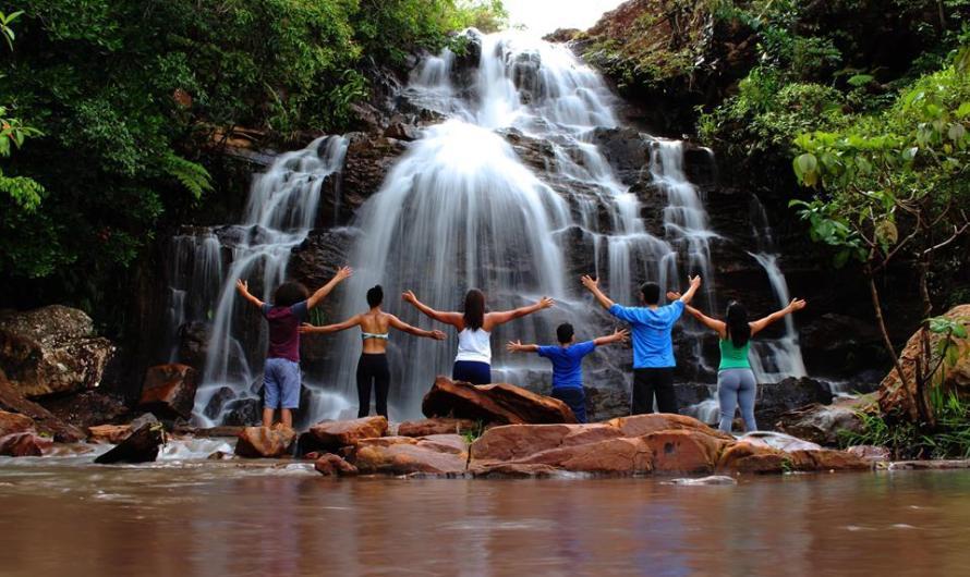 Ação Socioambiental na Cachoeira do Anjos