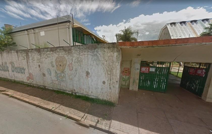 Escola interditada pela Defesa Civil no Gama será demolida