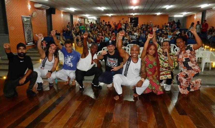 """Escola Classe 29 recebe o projeto """"Africanidade nas escolas"""""""